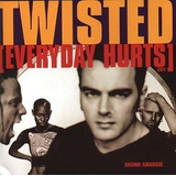 Cd Single Skunk Anansie Twisted [ Everyday Hurts] 4track Hol